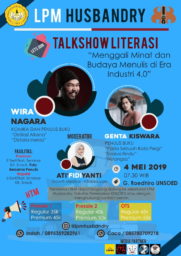 Talkshow LPM Husbandry